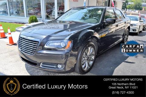 2014 Chrysler 300 for sale in Great Neck, NY