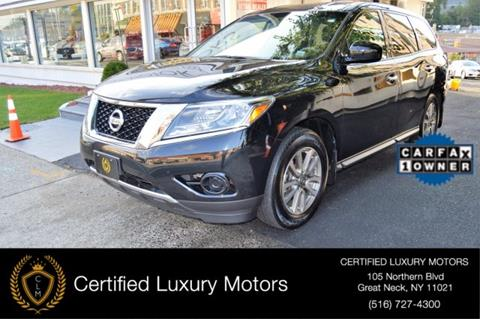 2014 Nissan Pathfinder for sale in Great Neck, NY