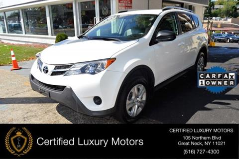 2014 Toyota RAV4 for sale in Great Neck, NY