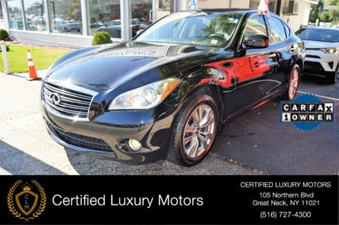 2013 Infiniti M37 for sale in Great Neck, NY