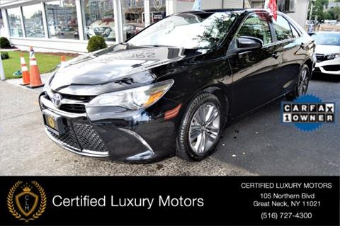 2015 Toyota Camry for sale in Great Neck, NY