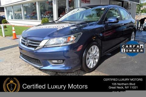 2014 Honda Accord for sale in Great Neck, NY