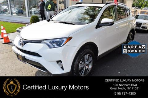 2016 Toyota RAV4 for sale in Great Neck, NY