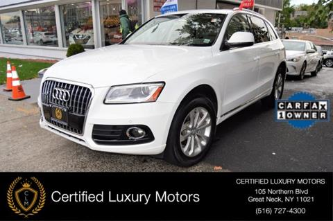 2014 Audi Q5 for sale in Great Neck, NY
