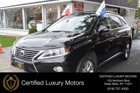 2014 Lexus RX 350 for sale in Great Neck, NY