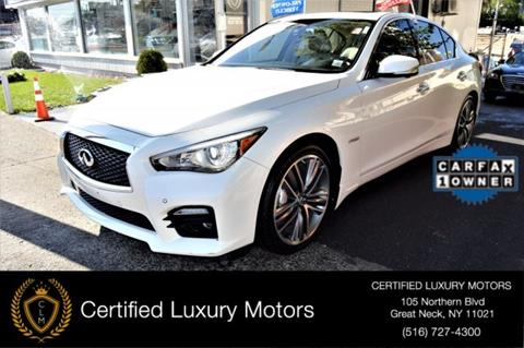 2014 Infiniti Q50 Hybrid for sale in Great Neck, NY