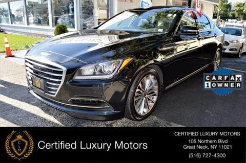 2015 Hyundai Genesis for sale in Great Neck, NY