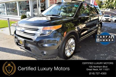 2015 Ford Explorer for sale in Great Neck, NY