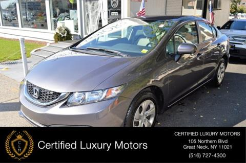 2015 Honda Civic for sale in Great Neck, NY