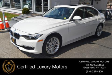 2015 BMW 3 Series for sale in Great Neck, NY