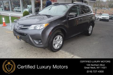 2015 Toyota RAV4 for sale in Great Neck, NY