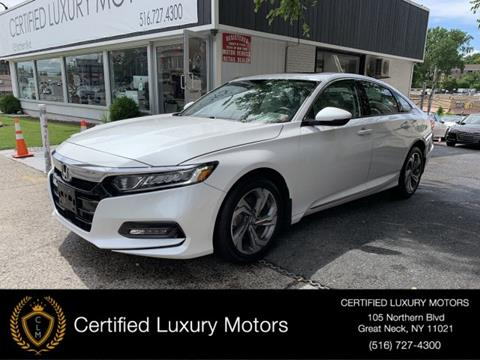 2018 Honda Accord for sale in Great Neck, NY