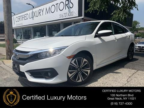 2016 Honda Civic for sale in Great Neck, NY