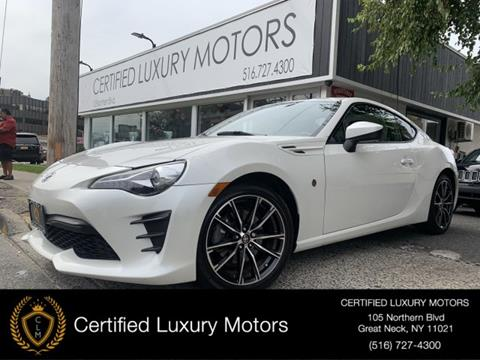 2017 Toyota 86 for sale in Great Neck, NY