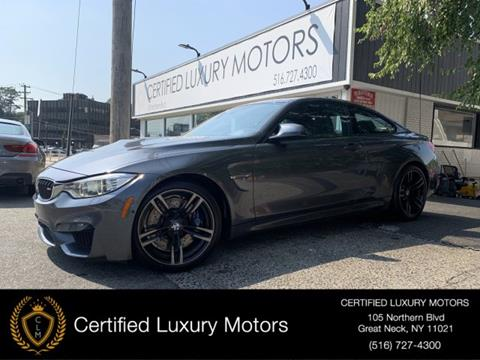 2016 BMW M4 for sale in Great Neck, NY