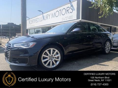 2016 Audi A6 for sale in Great Neck, NY