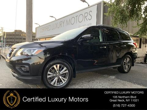 2017 Nissan Pathfinder for sale in Great Neck, NY