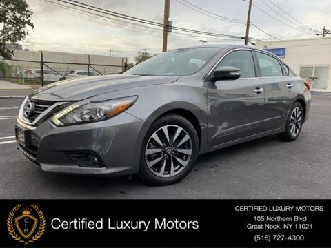 2016 Nissan Altima for sale in Great Neck, NY