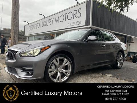 2015 Infiniti Q70 for sale in Great Neck, NY