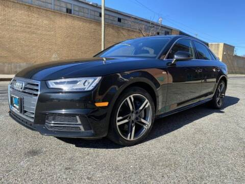2017 Audi A4 2.0T quattro Premium Plus for sale at Certified Luxury Motors in Great Neck NY