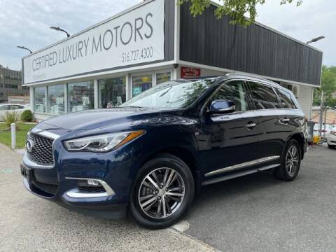 2017 Infiniti QX60 for sale at Certified Luxury Motors in Great Neck NY