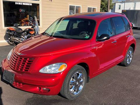 2003 Chrysler PT Cruiser for sale at J2 WHEELS UNLIMITED in Griggsville IL