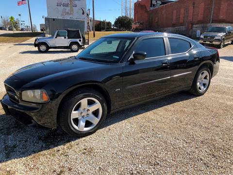 2008 Dodge Charger for sale at J2 WHEELS UNLIMITED in Griggsville IL