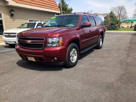 2008 Chevrolet Suburban for sale at J2 WHEELS UNLIMITED in Griggsville IL