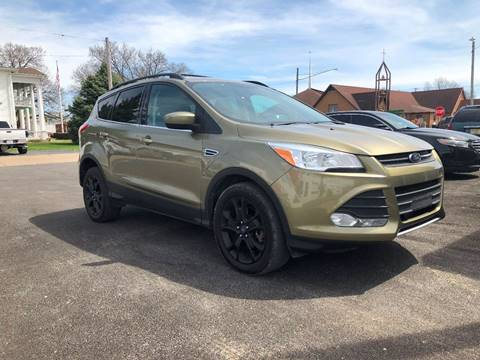 2013 Ford Escape for sale at J2 WHEELS UNLIMITED in Griggsville IL
