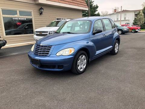 2006 Chrysler PT Cruiser for sale at J2 WHEELS UNLIMITED in Griggsville IL