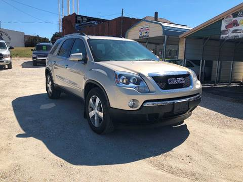 2010 GMC Acadia for sale in Griggsville, IL