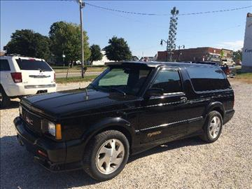 1993 GMC Typhoon for sale in Pittsfield, IL