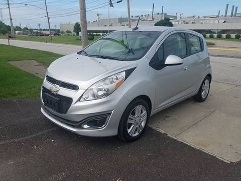 2014 Chevrolet Spark for sale in Willoughby, OH