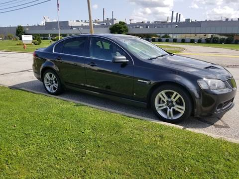 2009 Pontiac G8 for sale in Willoughby, OH
