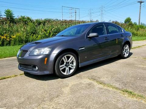 2008 Pontiac G8 for sale in Willoughby, OH