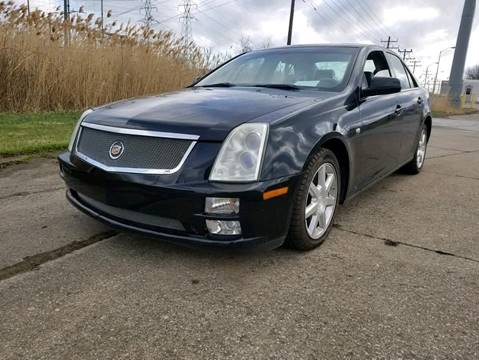 2005 Cadillac STS for sale in Willoughby, OH