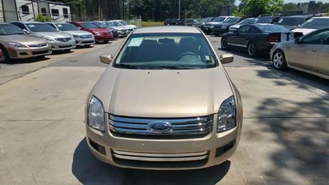 2007 Ford Fusion for sale in Marietta, GA