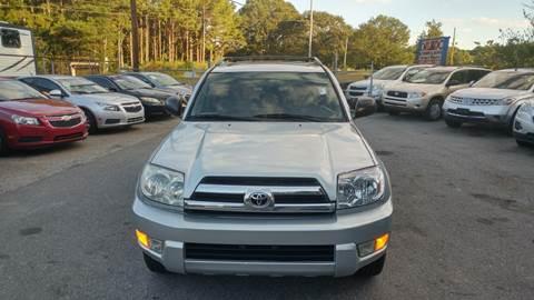 2005 Toyota 4Runner for sale in Marietta, GA