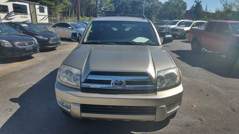 2004 Toyota 4Runner for sale in Marietta, GA