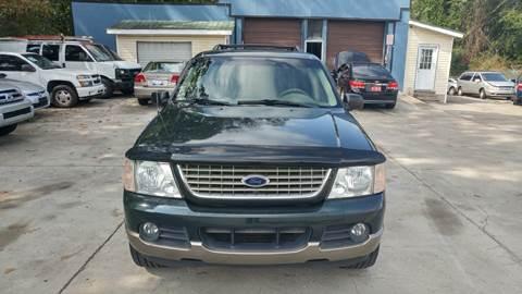 2002 Ford Explorer for sale in Marietta, GA