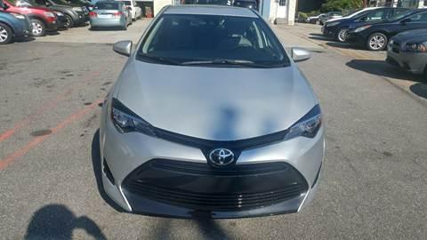 2017 Toyota Corolla for sale in Marietta, GA