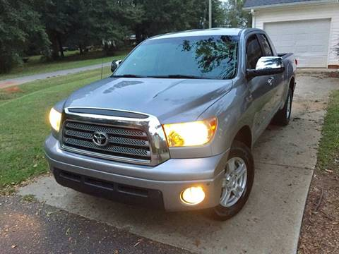 2008 Toyota Tundra for sale in Pendleton SC