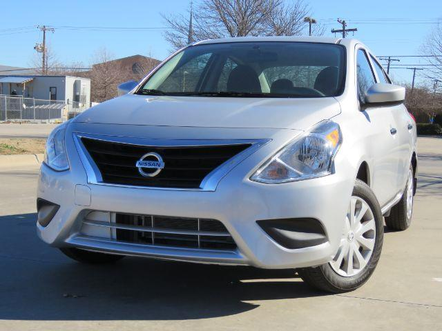 2016 Nissan Versa for sale at Automatch Texas in Richardson TX