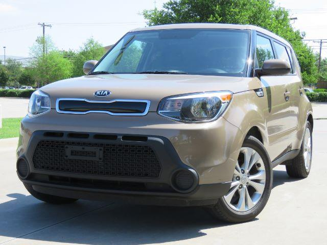2015 Kia Soul for sale at Automatch Texas in Richardson TX
