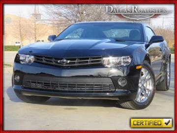 2015 Chevrolet Camaro for sale in Richardson, TX