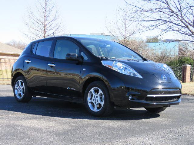 2012 Nissan LEAF for sale at Automatch Texas in Richardson TX