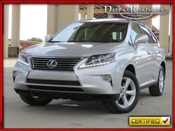 2014 Lexus RX 350 for sale in Richardson, TX