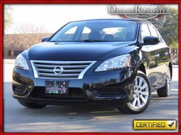 2014 Nissan Sentra for sale in Richardson, TX