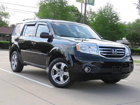 2012 Honda Pilot for sale in Richardson, TX