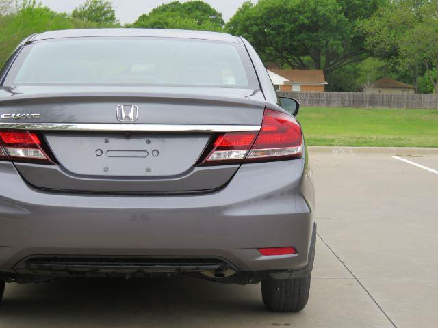 2014 Honda Civic for sale at Automatch Texas in Richardson TX